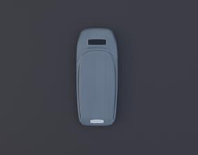 nokia Nokia 3310 3D Model