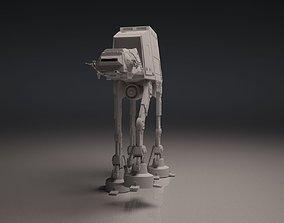 3D printable model Imperial Walker ATAT