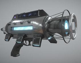 3D Tardigrade Radio Gun