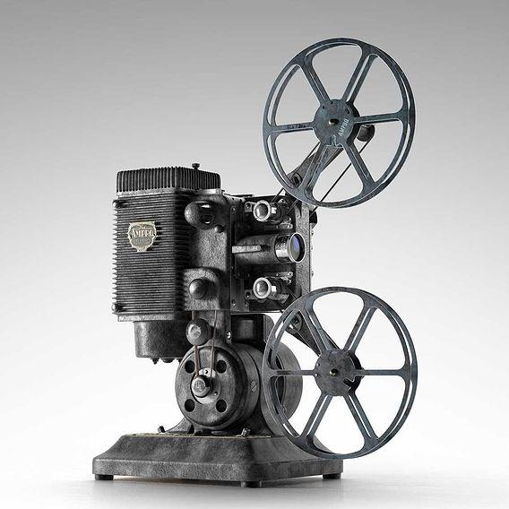 Ampro 16MM Projector