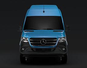 Mercedes Benz Sprinter Panel Van L4H3 RWD 2019 3D