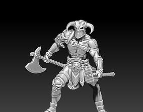 Barbarian - Lothar 35 mm scale - 3D print model