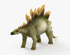 Stegosaurus HD 3D