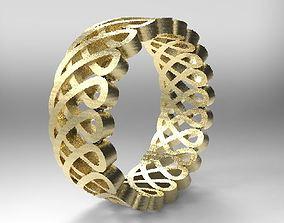 3D printable model Braided Celtic Ring