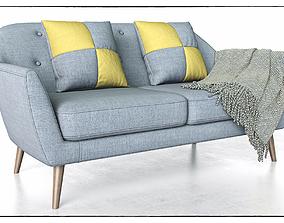 3D sofa Judy