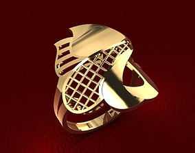 RING 86 3D print model fashion-and-beauty