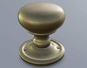 Door knob 3D model