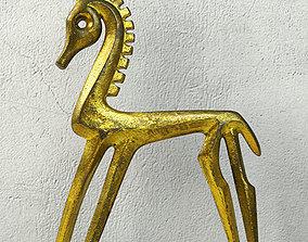 horse Frederic Weinberg Bronze Horse 3D model