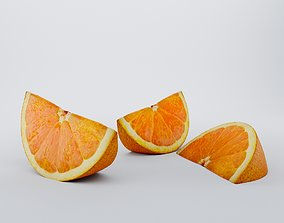 3D slice Orange Slice
