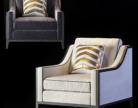 The Sofa and Chair Company Spencer Deluxe 3D model