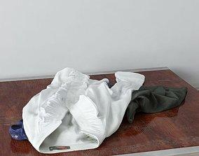 clothes 26 am159 3D