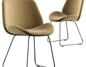 Chair Lx684 Leolux 2 3D model