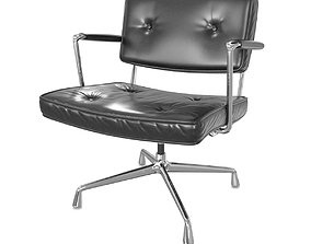 3D Eames Intermediate chair for Herman Miller