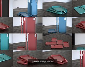 Iphone Cases 3D model