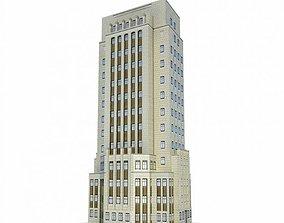 3D model Gigantic Vertical Tower