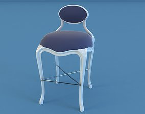 CHRISTOPHER GUY Art 60 chair 3D model