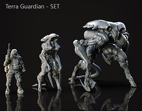Terra Guardian 3D mechanical