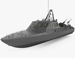 Mark V Special Operations Craft 3D