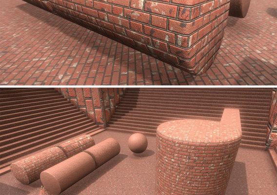 Old Bricks (1) Texture Set (44)