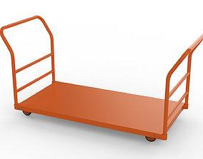Generic Cart Heavy Duty Transport 02 3D