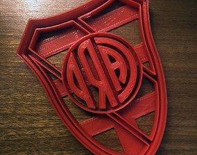 COOKIE CUTTER - CORTADOR DE GALLETAS RIVER 3D print model