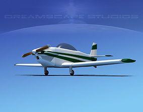 3D model Ken Rand KR-1 V08