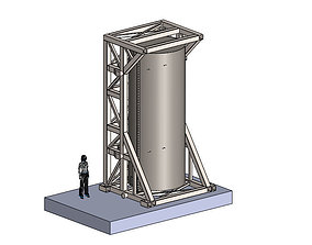 Turbine Storage 3D model