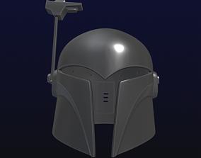 Sabine Wren Style Helmet with Range 3D printable model