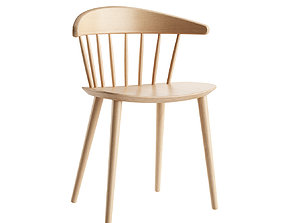 3D model J104 Chair by Hay
