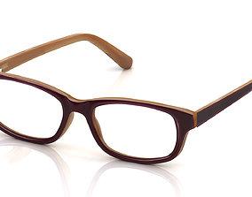3D print model binocular Eyeglasses for Men and Women