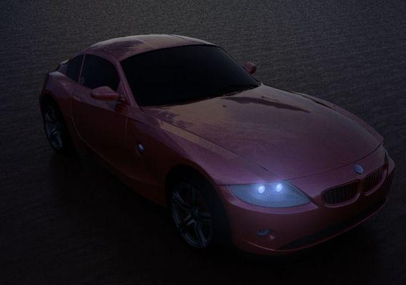 Its a car