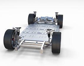 Tesla Model 3 Chassis