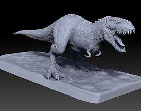 Vrex Aggressive Printable Model