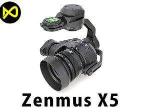 DJI Zenmuse X5 Camera 3D