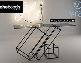 3D OUTLINE CONSOLE - Rochebobois