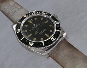 3D asset Rolex Submariner