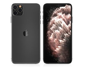 iPhone 11 Pro Max glass 3D