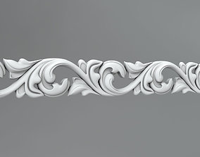 3D Molding and ornament 43