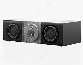 3D Bowers and Wilkins CT 8 CC