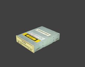 CDRom 3D asset