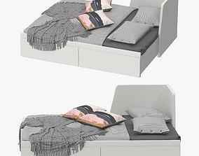 Ikea FLlekke bed 3D