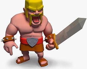 barbar 3D