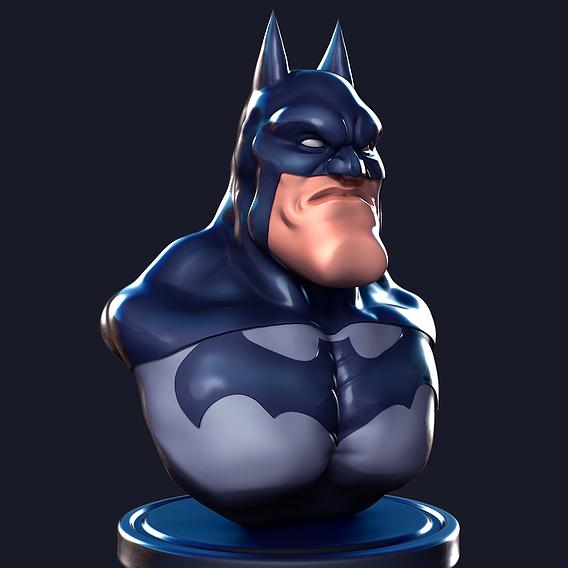 Batman classic fan art