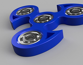 3D print model Fidget Spinner