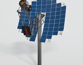 panel Solar Panel 3D model