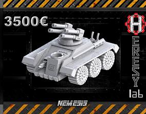 3D print model Heresylab - Nemesis Tank