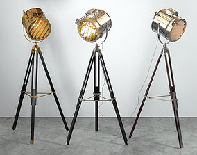 3D model Tobias Grau Floor Lamp