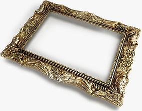 3D model Carverd Picture Frame