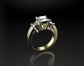 ring 3d print model J135 engagement