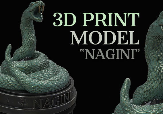 Nagini - Harry Potter